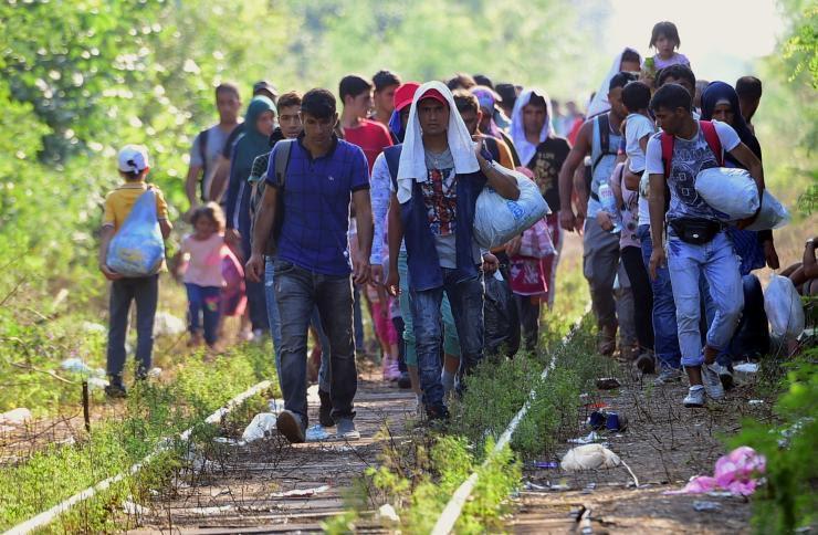 Tsunami Migration Hits Europe Symposium