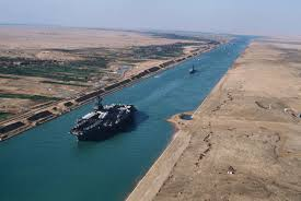 Terrorist Attack On Suez Canal Foiled (Video)