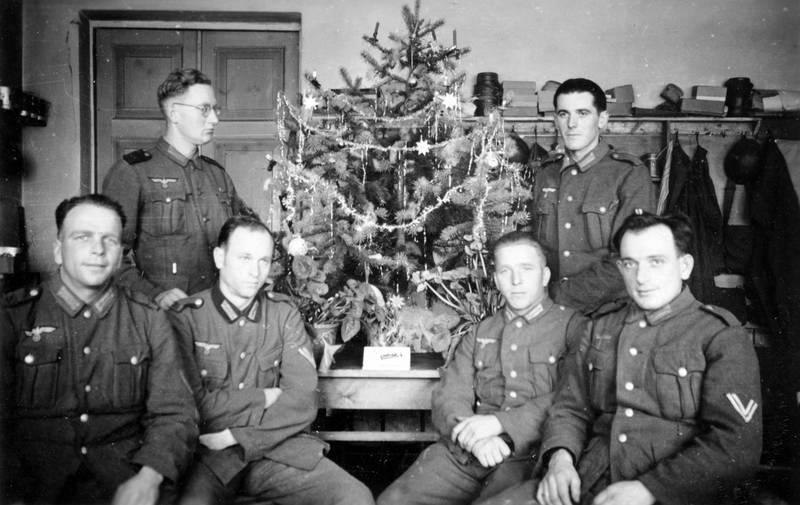 Image result for wehrmacht weihnachten